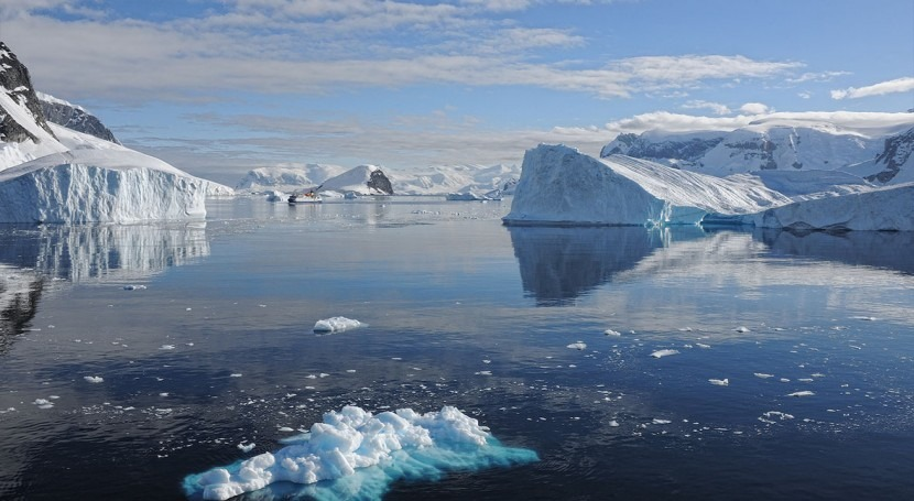 Researchers discover new tool for reconstructing ancient sea ice to study climate change