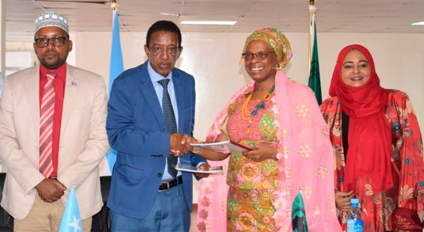 African Development Bank signs $28.8 million grant deal with Somalia for road and water projects