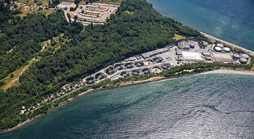 Stantec wins contract to lead upgrades at PNW's largest wastewater treatment plant