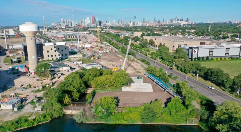 Strabag wins contract for Phase 2 of Toronto wastewater treatment plant