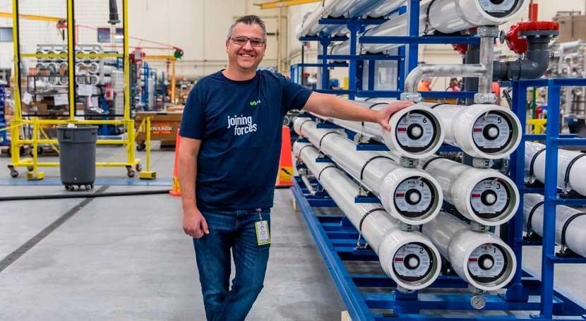 SUEZ acquires Lanxess reverse osmosis membrane portfolio