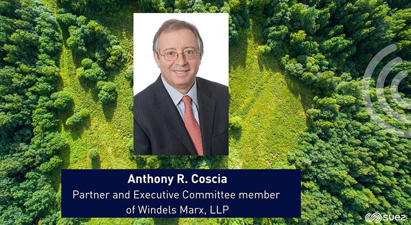 SUEZ co-opts Anthony R. Coscia as new member of the Board of Directors