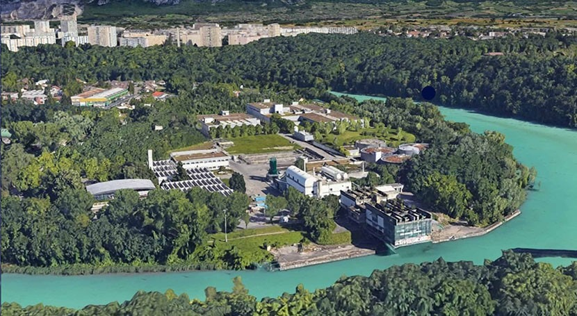 SUEZ wins biological treatment extension contract for Aïre wastewater treatment plant in Geneva