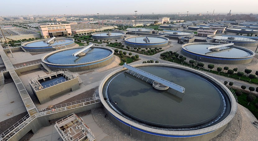 SUEZ wins contract for the Gabal Asfar wastewater treatment plant in Egypt