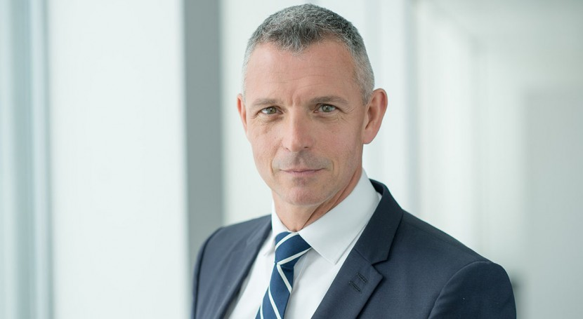 Armand Sohet appointed as Sulzer's Chief Sustainability Officer