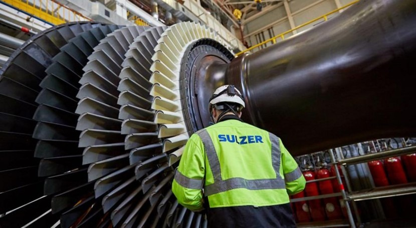 Sulzer secures contract for Danish climate protection scheme