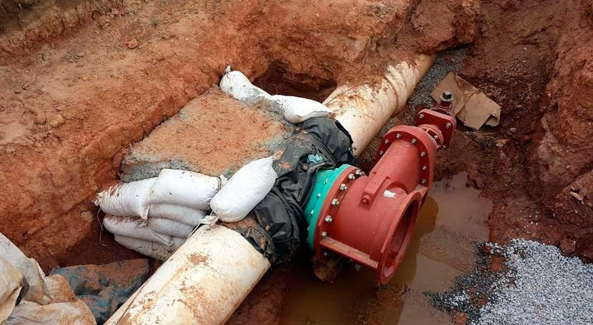 Utico commissions $100 million water pipeline in the UAE
