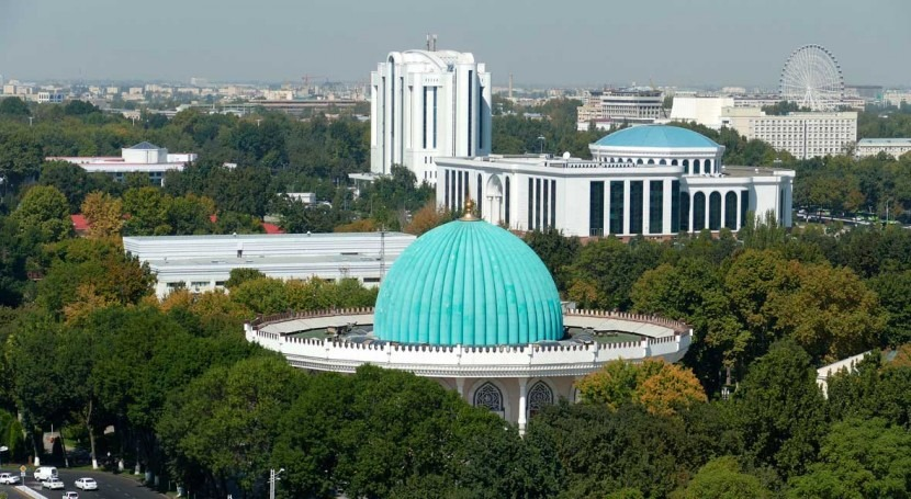 SUEZ wins €142 million contract to improve water services for Tashkent, Uzbekistan