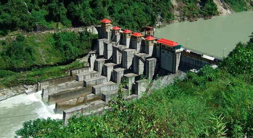India's Teesta-V hydro station an example of international good practice