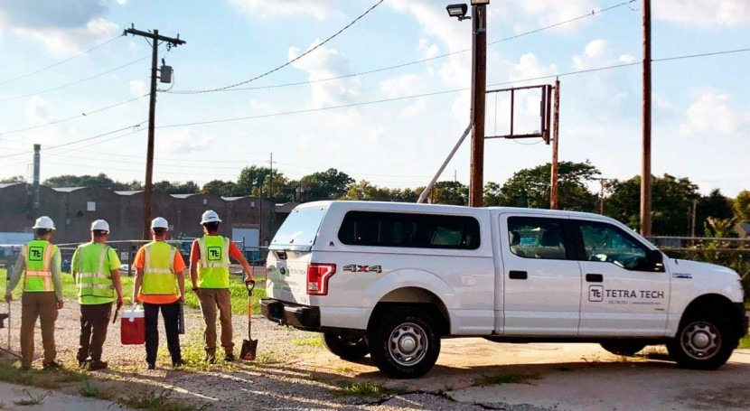 Tetra Tech wins $40 million USACE flood risk management contract