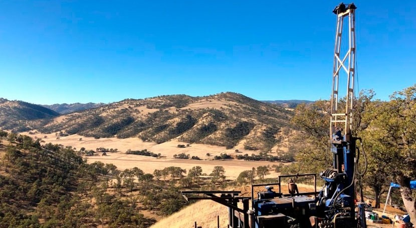 Research inside hill slopes could help wildfire and drought prediction