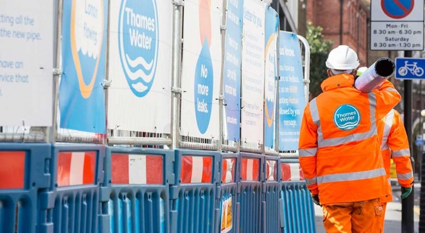 Thames Water's £55m network upgrade for growing Guildford