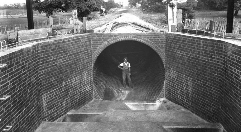 1930s photos unearthed – as Thames Water unveils £66 million improvement plans