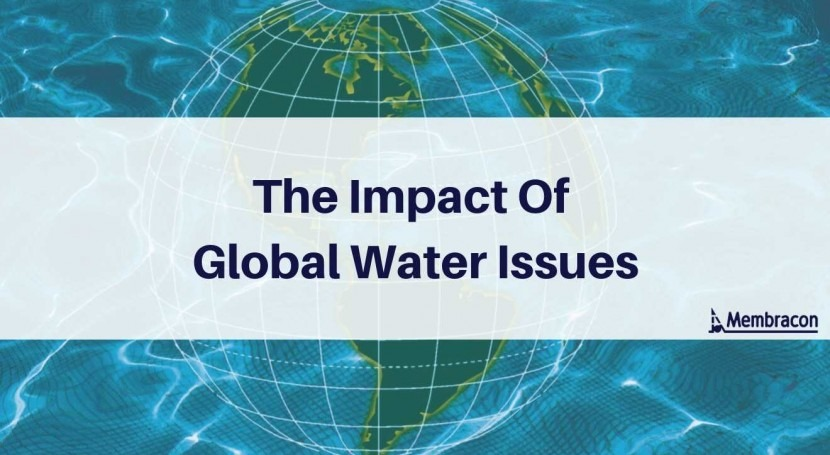 The impact of global water issues