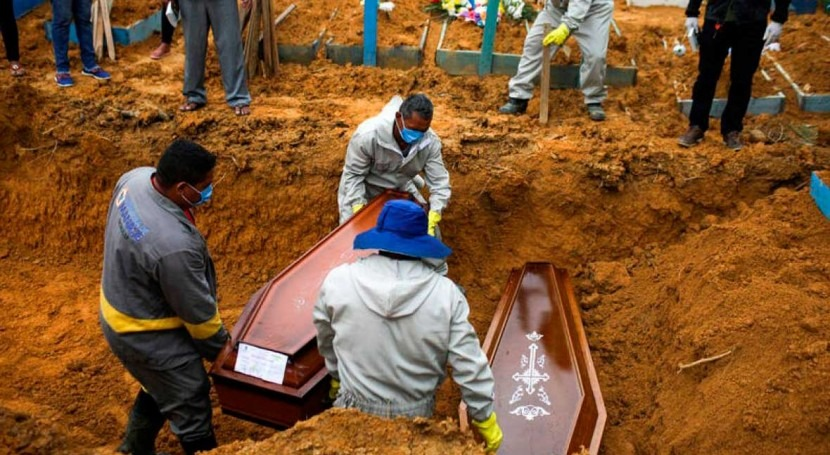 South Africa prepares to protect groundwater from coronavirus mass graves