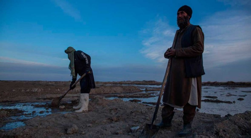 Water politics heat up under worsening climate in Afghanistan