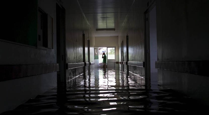 Going under? Brazil's hospitals at risk as climate change brings more floods