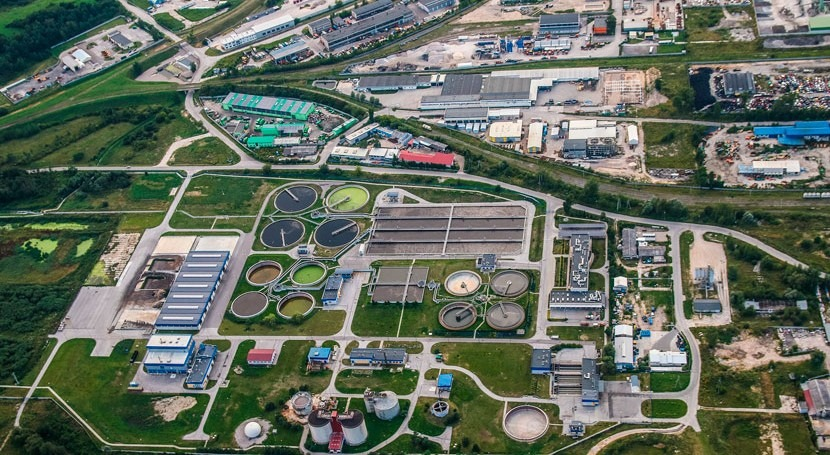 Industrial wastewater treatment market is projected to register CAGR of 5.8%