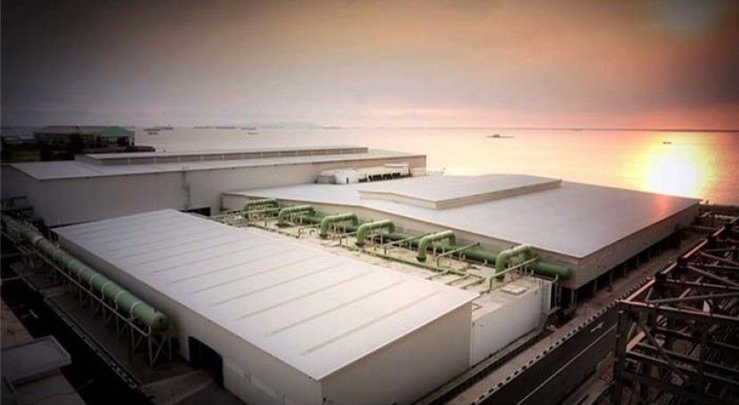 Singapore's PUB takes over Tuaspring Desalination Plant