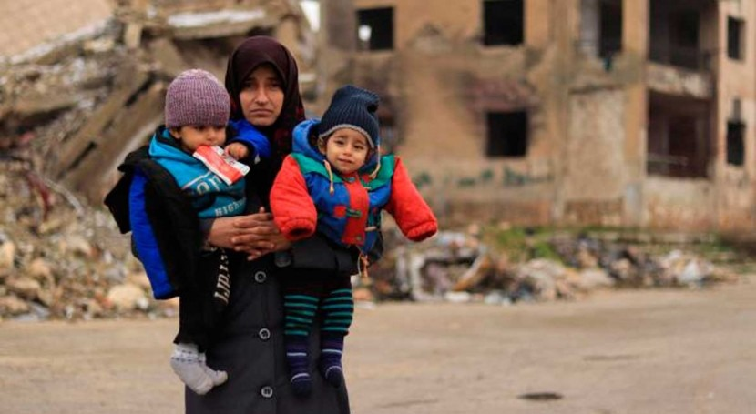 COVID-19: Interruption to key water station in the northeast of Syria puts 460,000 people at risk