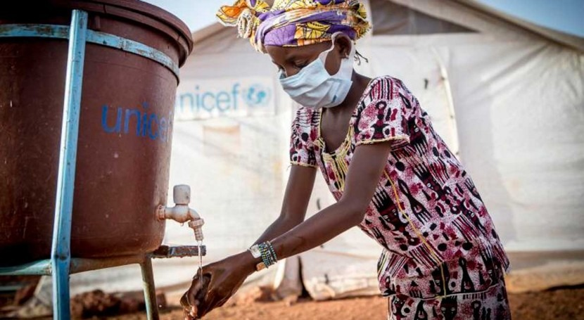 Lack of handwashing with soap puts millions at risk to COVID-19 and other infectious diseases
