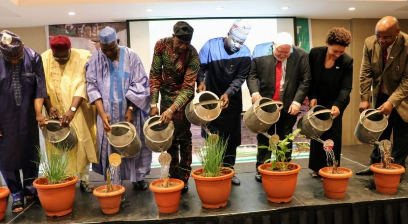 USAID launches 'Water for Agriculture'