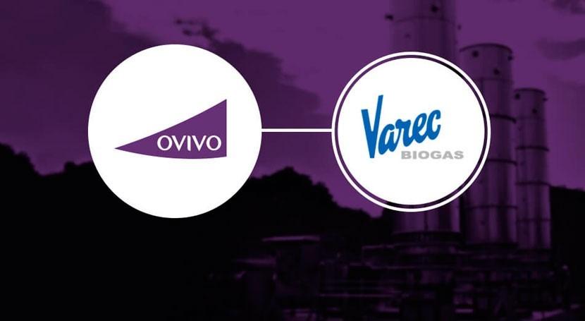 Ovivo acquires Varec Biogas
