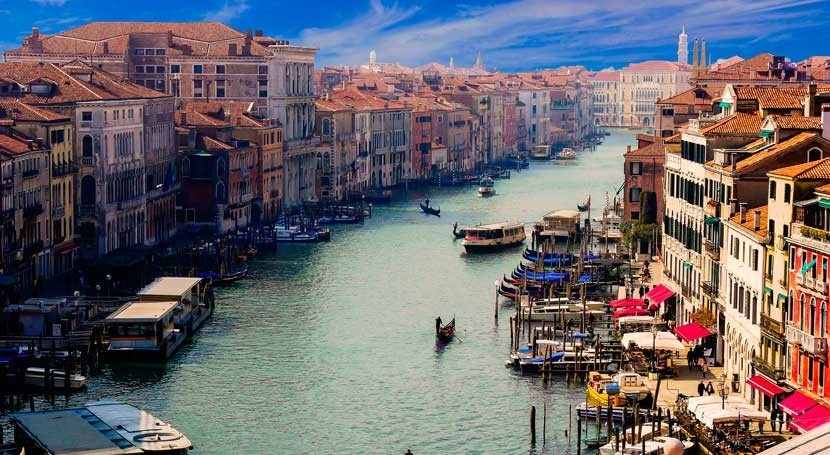 ABB innovation continues the voyage of discovery that springs from Venice