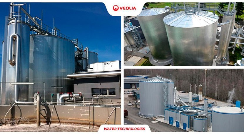 Veolia Water Technologies to supply anaerobic treatment plant for Princes Group