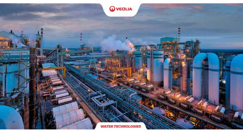 Veolia to deliver cutting-edge chemical recovery at one of the largest pulp mills in the world