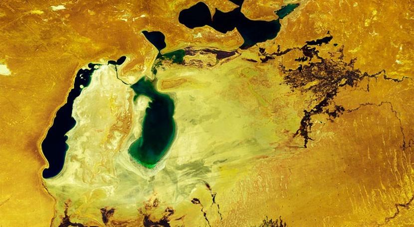 Satellites key to addressing water scarcity