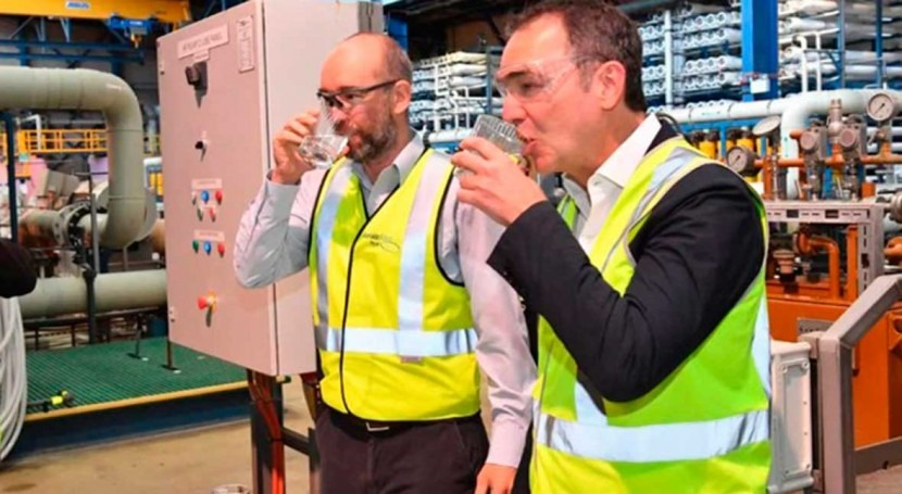 Adelaide Desalination Plant to increase production to tackle Australian drought