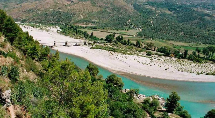 FAO to start green development project in Albania's Vjosa river basin