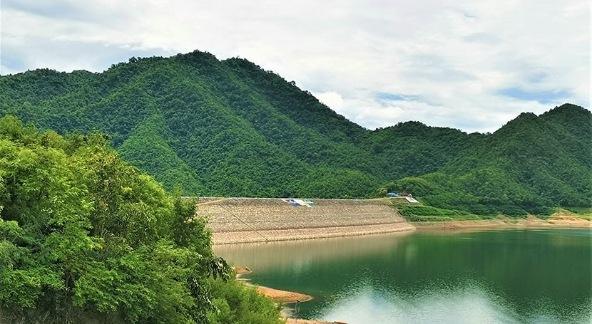 Voith Hydro modernizes digital turbine governors for the Kinda hydropower plant in Myanmar