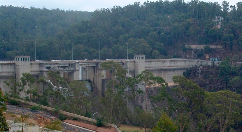 Dwindling inflows into catchment areas – water supply disaster in the making?