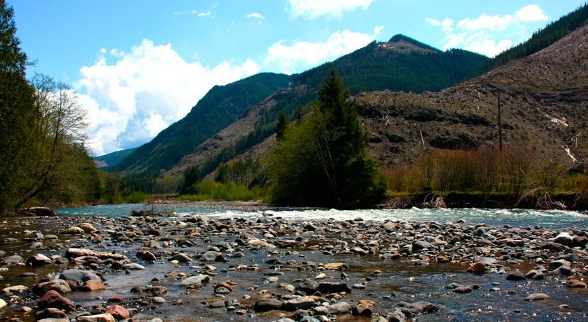 Changes in chloride concentrations in US rivers and streams