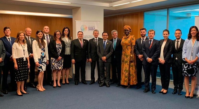 Water and energy network aims to transform commitments into action