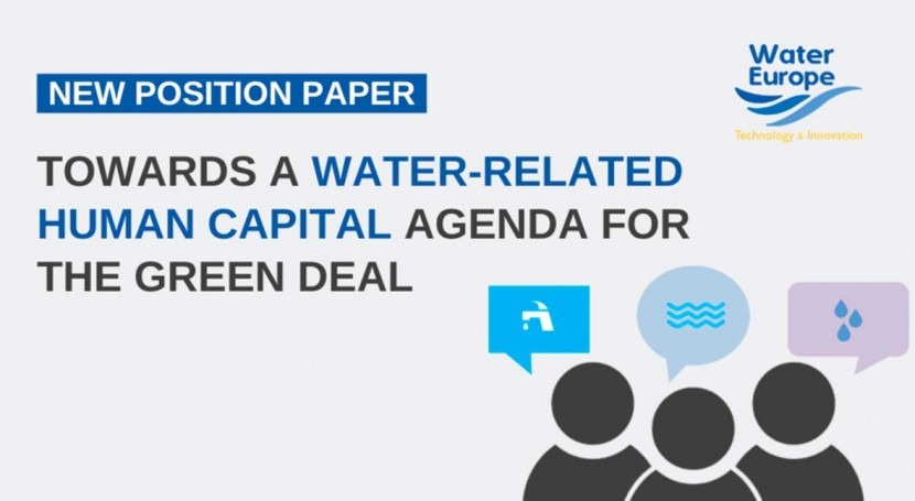 'Towards water-related human capital agenda for the Green Deal'