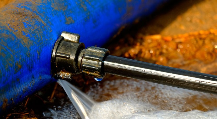 15 out of 18 English water companies met industry's targets for reducing leakage