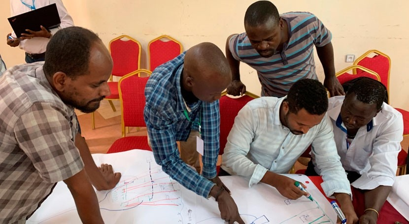 Water Safety Plan for host community and refugee camps in Gambella, Ethiopia