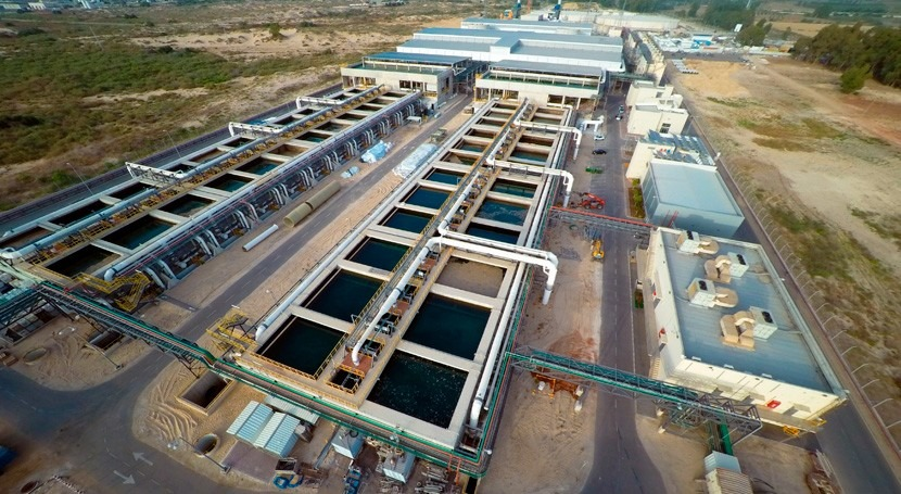 IDE Water Technologies launches Israel's first BWRO treatment facility