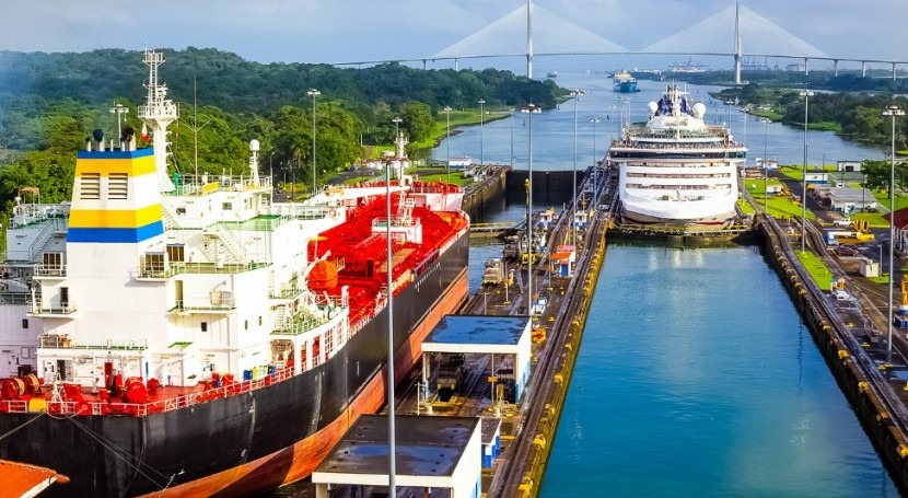 Is the Panama Canal drying up?