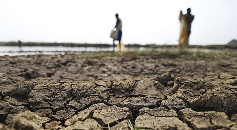 World Water Day: Climate change threatens clean water for world's poorest