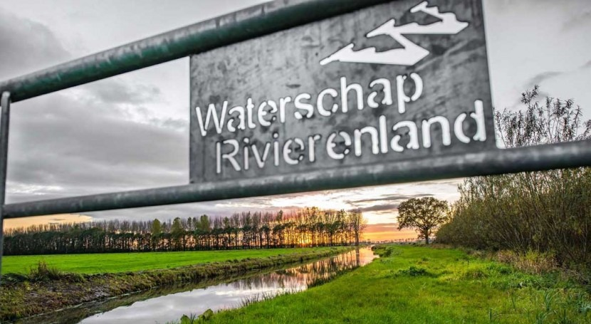 Netherlands: EIB finances part of Waterschap Rivierenland's investment programme
