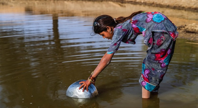 Lack of water linked to 10percent of the rise in global migration