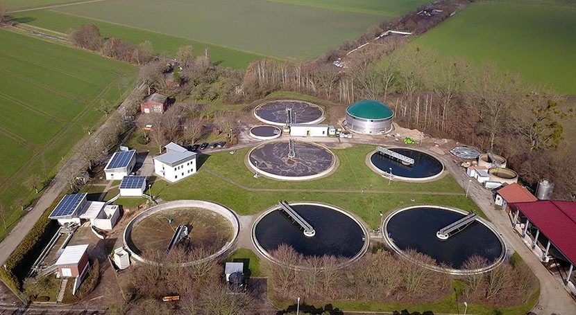 WELTEC BIOPOWER builds energy-efficient wastewater treatment unit for sewage treatment plant