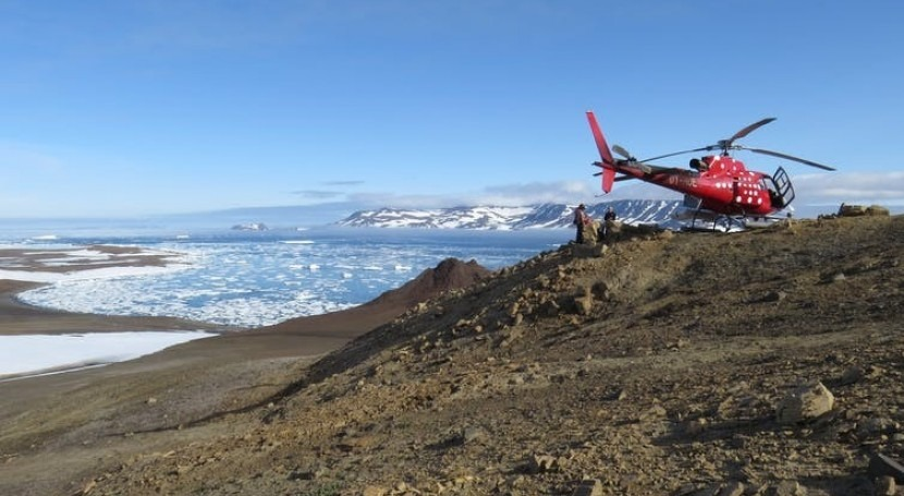When Greenland was green: rapid global warming 55 m years ago shows us what the future may hold