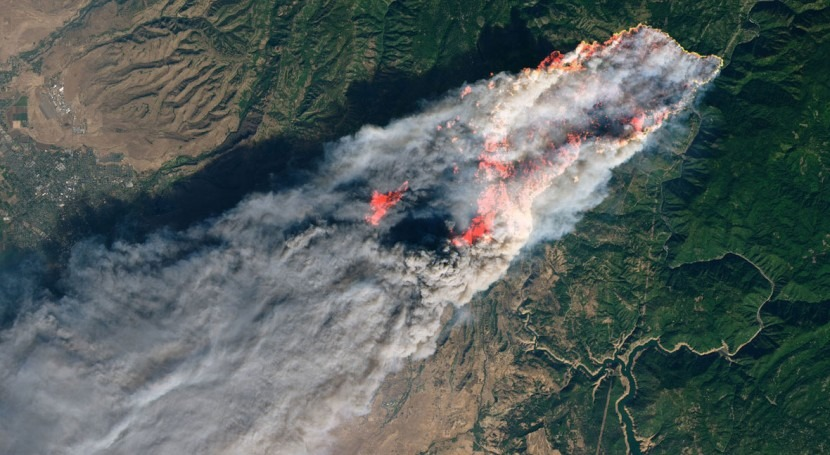 drier future sets the stage for more wildfires