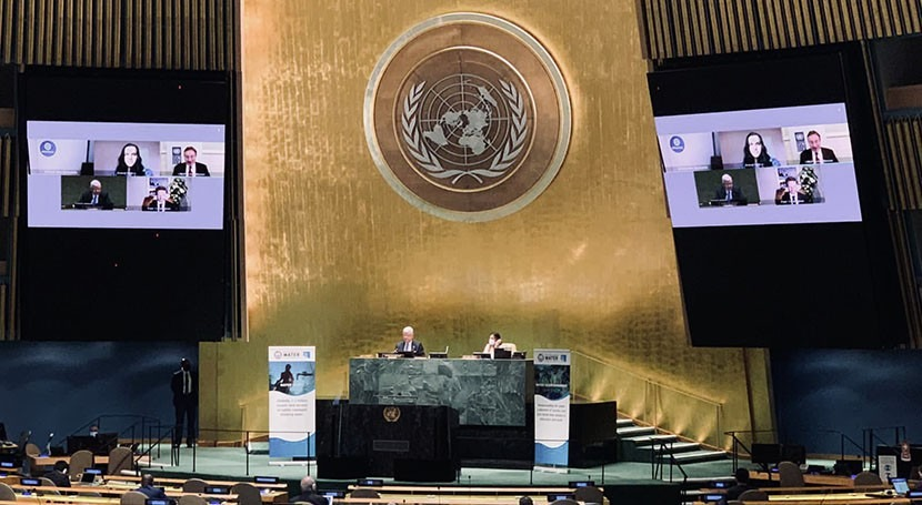 New water and climate coalition launched