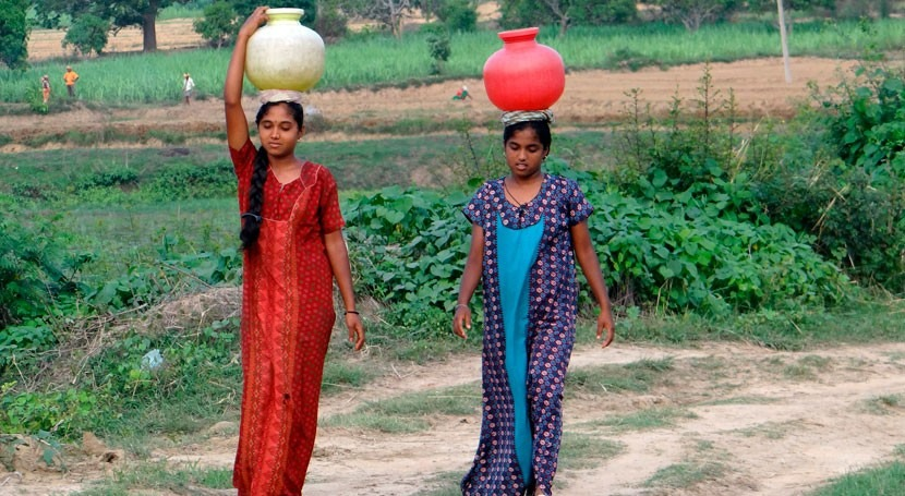 Solar powered desalination offers ray of hope for Indian villages
